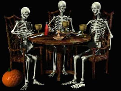 halloween casino party